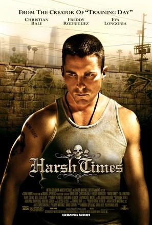 Harsh Times - Advance poster (thumbnail)