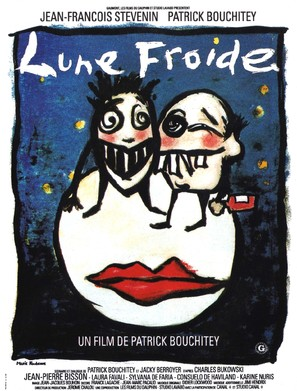 Lune froide - French Movie Poster (thumbnail)