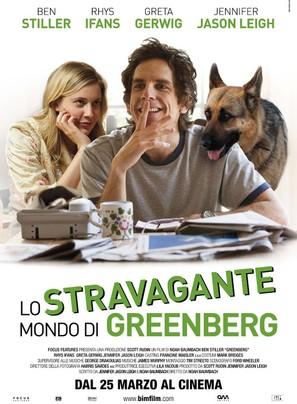 Greenberg - Italian Movie Poster (thumbnail)