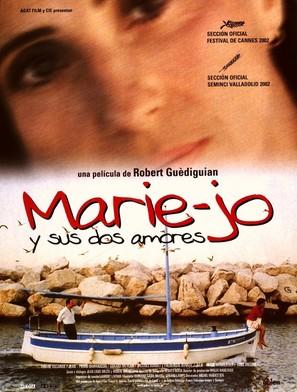 Marie-Jo et ses 2 amours - Spanish Movie Poster (thumbnail)