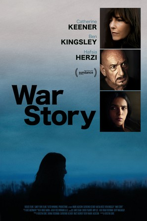 War Story - Movie Poster (thumbnail)