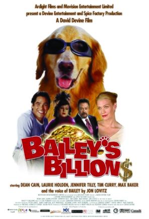 Bailey's Billion$ - Movie Poster (thumbnail)