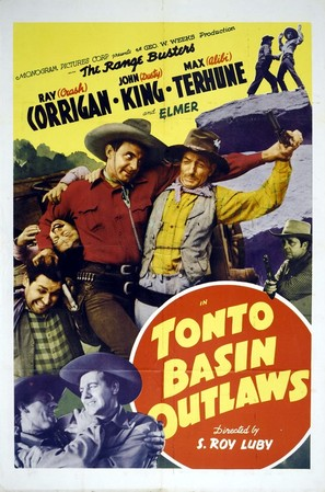 Tonto Basin Outlaws