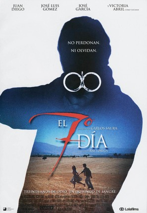 El séptimo día - Spanish Movie Poster (thumbnail)