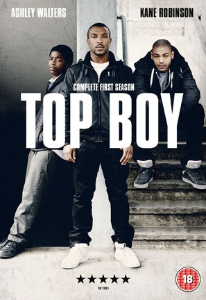 """Top Boy"" - British DVD cover (thumbnail)"