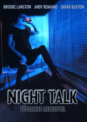 """Night Talk"" - German Movie Cover (thumbnail)"