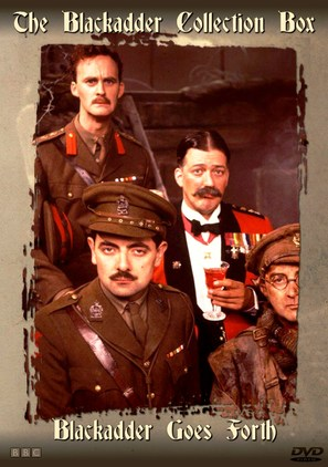 """Blackadder Goes Forth"" - Movie Cover (thumbnail)"