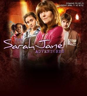 """The Sarah Jane Adventures"" - British Movie Poster (thumbnail)"