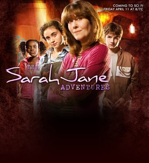 """The Sarah Jane Adventures"" - British Movie Poster (thumbnail)"