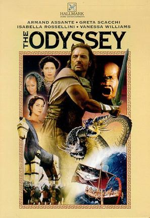"""The Odyssey"" - DVD movie cover (thumbnail)"