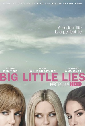 """Big Little Lies"" - Movie Poster (thumbnail)"