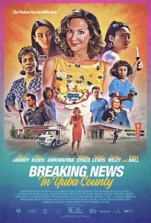 Breaking News in Yuba County - Movie Poster (thumbnail)