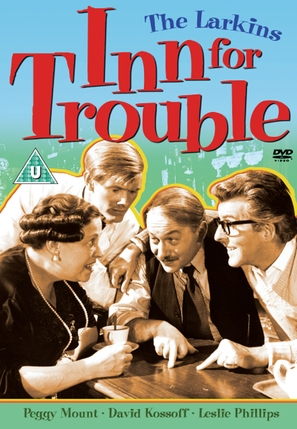 Inn for Trouble - British Movie Cover (thumbnail)