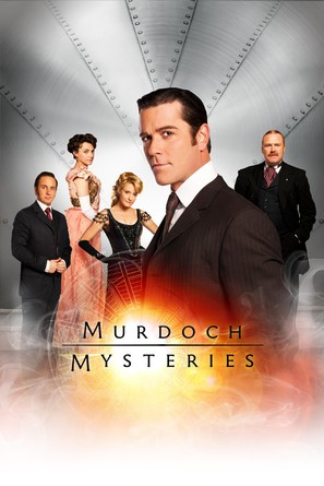 """Murdoch Mysteries"" - Canadian Movie Poster (thumbnail)"