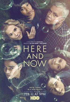 """""""Here and Now"""" - Movie Poster (thumbnail)"""