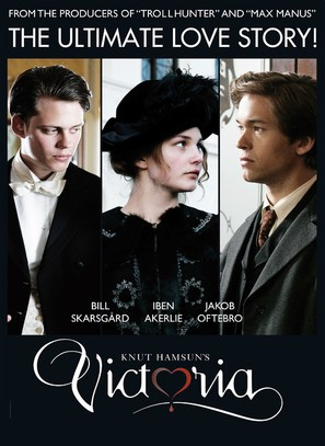 Victoria - Norwegian Movie Poster (thumbnail)
