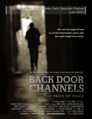 Back Door Channels: The Price of Peace - Movie Poster (thumbnail)