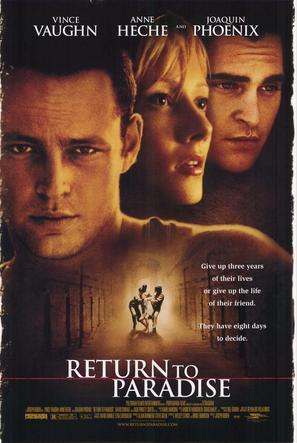 Return to Paradise - Movie Poster (thumbnail)