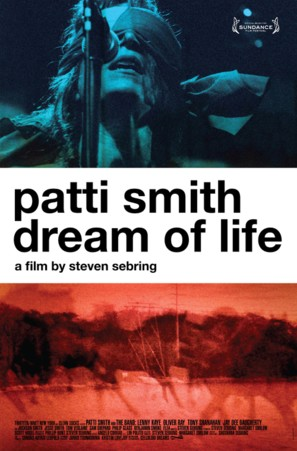 Patti Smith: Dream of Life - Movie Poster (thumbnail)