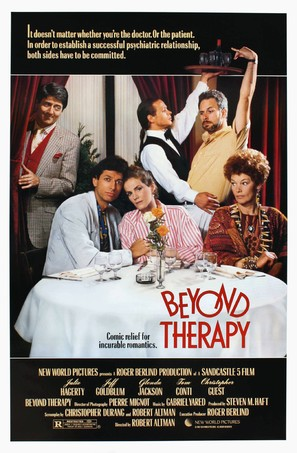 Beyond Therapy - Movie Poster (thumbnail)