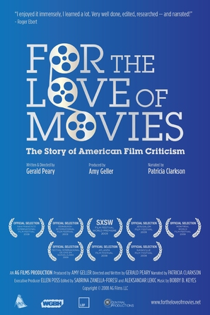 For the Love of Movies: The Story of American Film Criticism - Movie Poster (thumbnail)