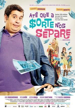 Até que a Sorte nos Separe - Brazilian Movie Poster (thumbnail)