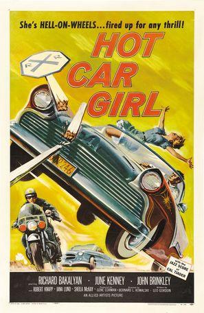 Hot Car Girl - Movie Poster (thumbnail)