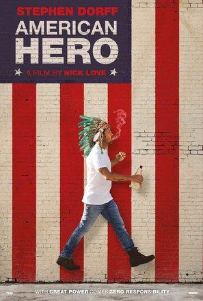 American Hero - Movie Poster (thumbnail)