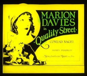 Quality Street - British Movie Poster (thumbnail)