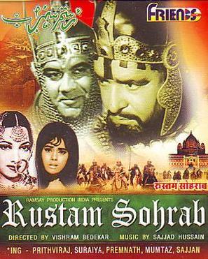 Rustom Sohrab - Indian Movie Cover (thumbnail)