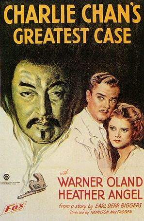 Charlie Chan's Greatest Case - Movie Poster (thumbnail)