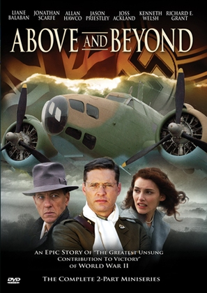 """""""Above and Beyond"""" - DVD movie cover (thumbnail)"""