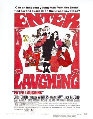 Enter Laughing - Movie Poster (thumbnail)