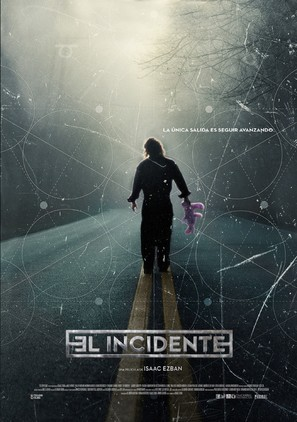 El Incidente - Mexican Movie Poster (thumbnail)