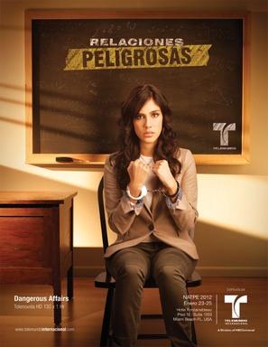 """Relaciones Peligrosas"" - Movie Poster (thumbnail)"
