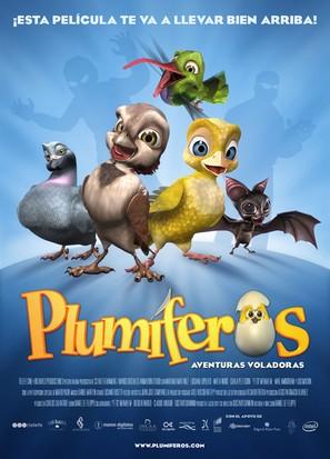 Plumíferos - Aventuras voladoras - Argentinian Movie Poster (thumbnail)