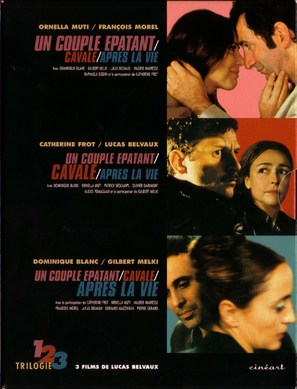 Cavale - French DVD movie cover (thumbnail)