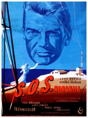 S.O.S. Noronha - French Movie Poster (thumbnail)