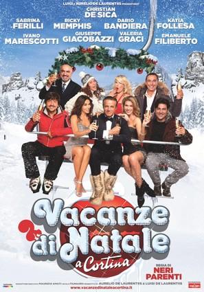 Vacanze di Natale a Cortina - Italian Movie Poster (thumbnail)
