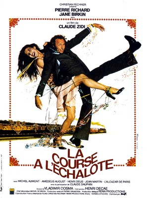 Course à l'èchalote, La - French Movie Poster (thumbnail)