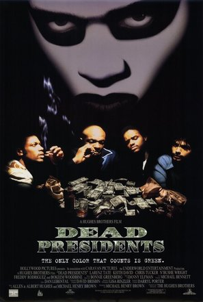 Dead Presidents - Movie Poster (thumbnail)