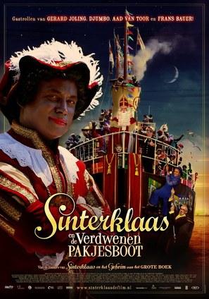 Sinterklaas en de verdwenen pakjesboot - Dutch Movie Poster (thumbnail)