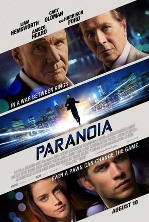 Paranoia - Movie Poster (thumbnail)