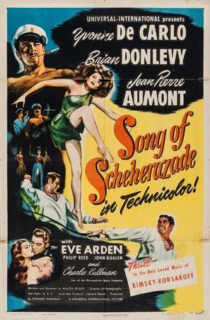Song of Scheherazade - Movie Poster (thumbnail)