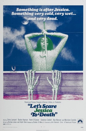 Let's Scare Jessica to Death - Movie Poster (thumbnail)