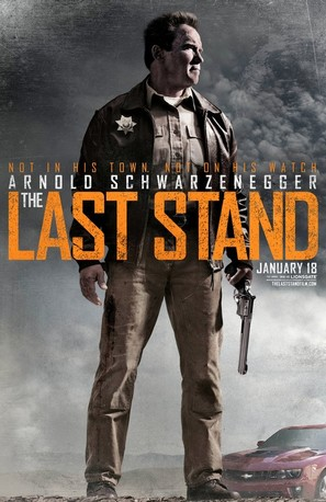 The Last Stand - Movie Poster (thumbnail)