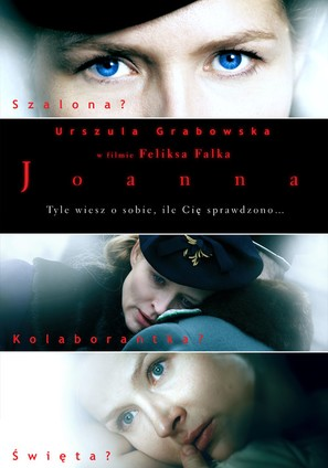Joanna - Polish Movie Poster (thumbnail)