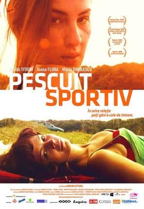 Pescuit sportiv - Romanian Movie Poster (thumbnail)