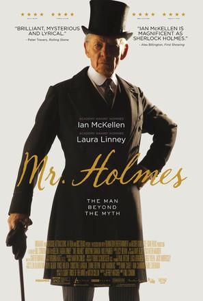 Mr. Holmes - Movie Poster (thumbnail)
