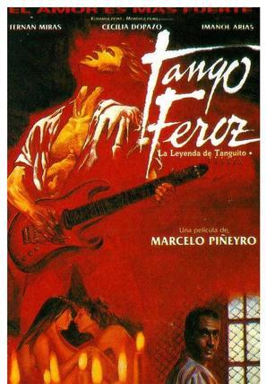 Tango feroz: la leyenda de Tanguito